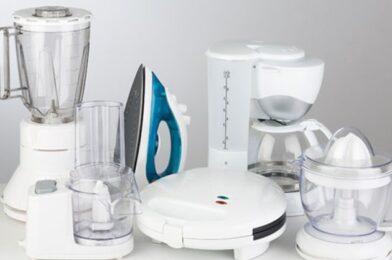 Línea blanca de electrodomésticos