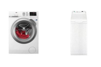 Cómo elegir entre un lavarropa de carga superior y uno de carga frontal