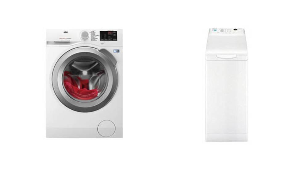 lavarropa de carga superior lavarropas de carga frontal
